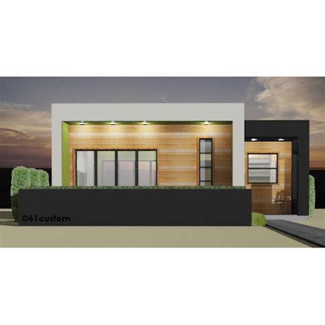 tiny modern house plans contemporary casita plan small modern house plan