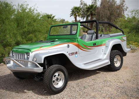 Panther Jeep Jeep Anfibia Watercar Panther Vanilla Magazine
