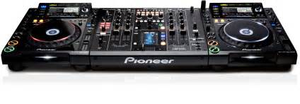 pioneer is selling their dj equipment branch for 550 million