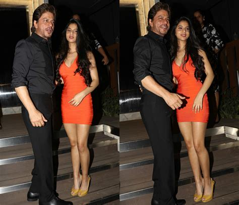 Aamir Khan Home shah rukh khan on suhana s debut just because she is out