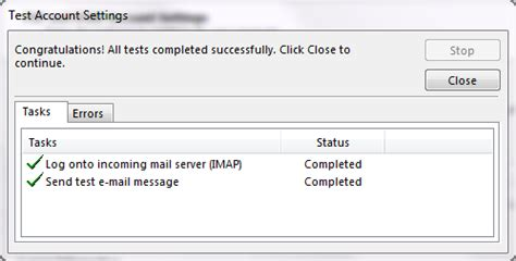 private email account setup  outlook  email