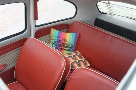 white volkswagen inside white 1964 vw beetle interior 2 perfect wedding cars