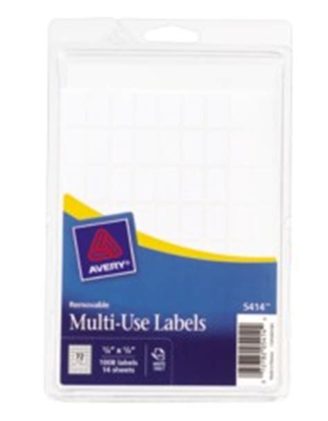 avery 5414 template multi purpose labels