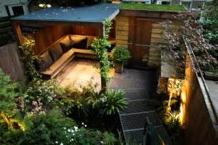 Creating Privacy In Small Backyard Kleine Stadstuin Amsterdam Tuintuin