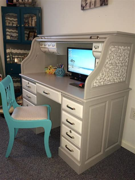 roll top desk makeover reader showcase a look back at fall 2014 the thinking