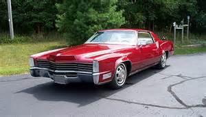 1968 Cadillac For Sale 1968 Cadillac Eldorado For Sale Lowell Michigan