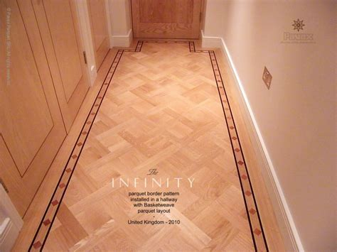 Infinity Wood Floors by Parquet Flooring Hardwood Floor Border Medallion Inlays