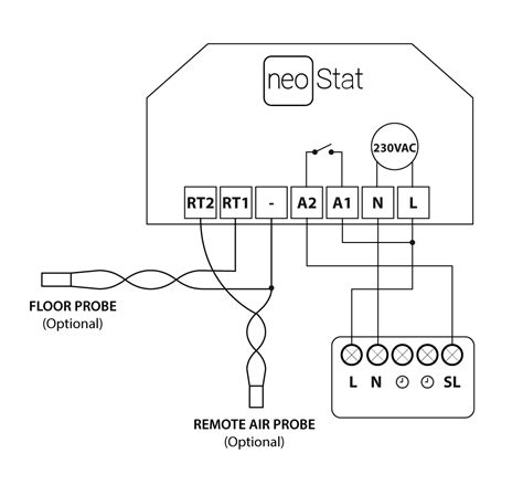 heatmiser underfloor heating wiring diagram image