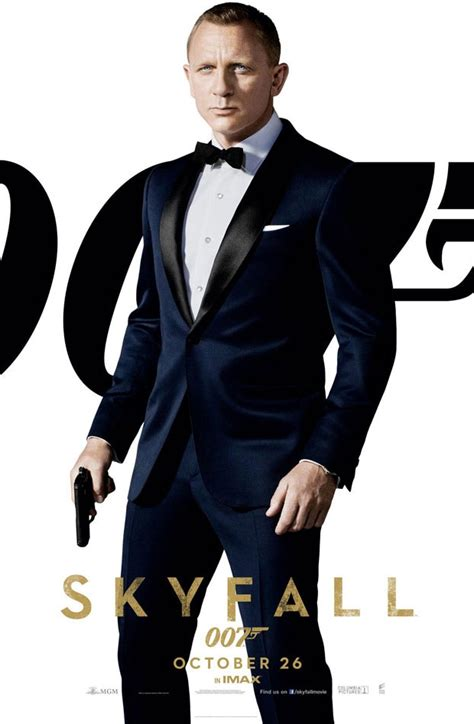 Bond Wardrobe by Bond Tuxedo Skyfall Tom Ford