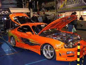 Fast And Furious Toyota Supra Toyota Supra Fast And Furious Cars 3 The