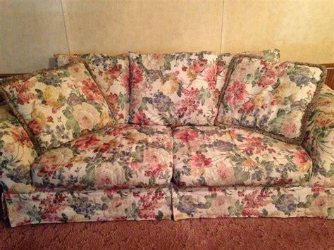 floral sofas and loveseats floral design sofa set ebay