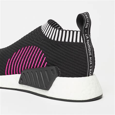 Adidas Nmd City Shock Black adidas nmd cs2 city sock id brand concept store