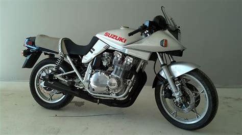 Suzuki Katana 1000 For Sale Ghost Of Past 1982 Suzuki Katana 1000