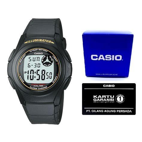Casio F 200w Original Garansi casio original f200w 2adf ready stock harga 1pc