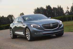 Pictures Of Buicks Buick Avenir Concept Has New Buick Grille New Logo Gm