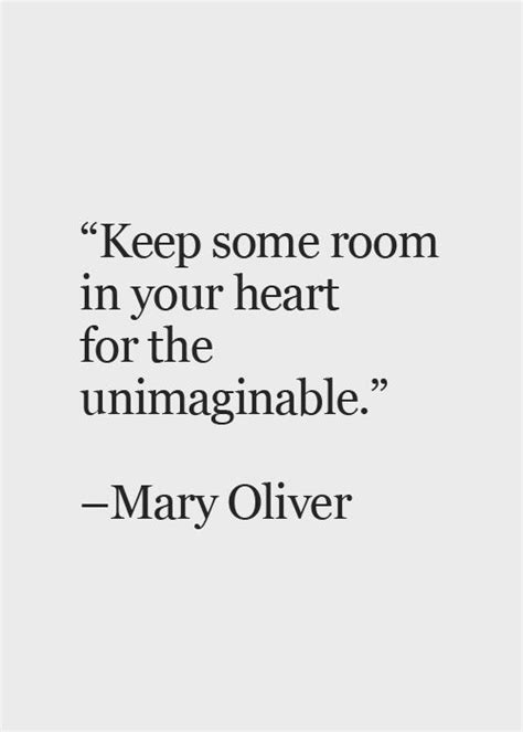 Keep Some Room In Your For The Unimaginable by Unimaginable Quotes Like Success