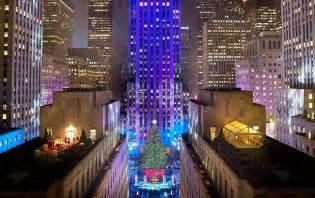 christmas tree rockefeller center nyc