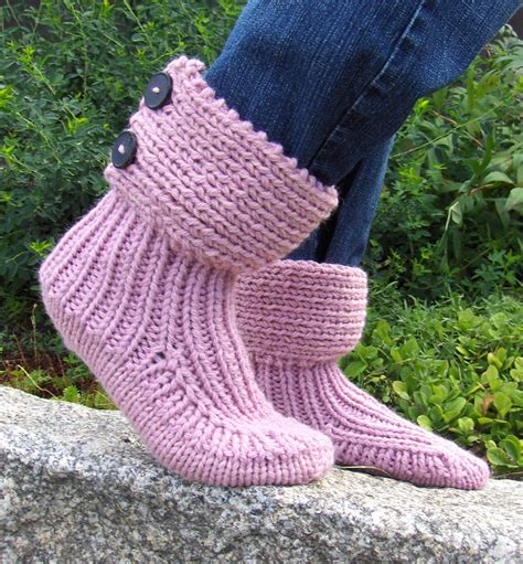 moon knitting pattern free knitting pattern for moon socks slipper boots easy