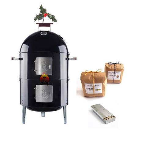 christmas hot smoker set by hot smoked