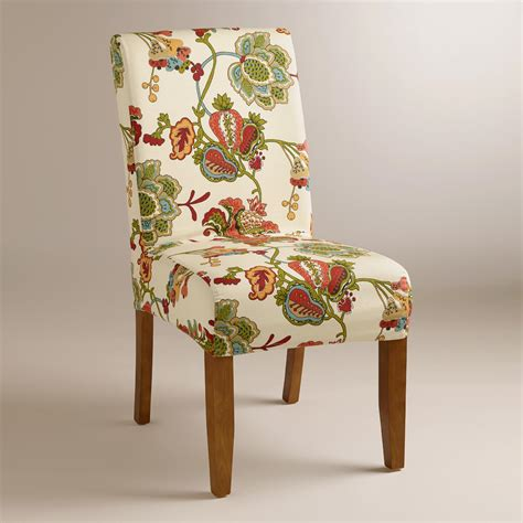 Leopold Floral Anna Slipcover World Market