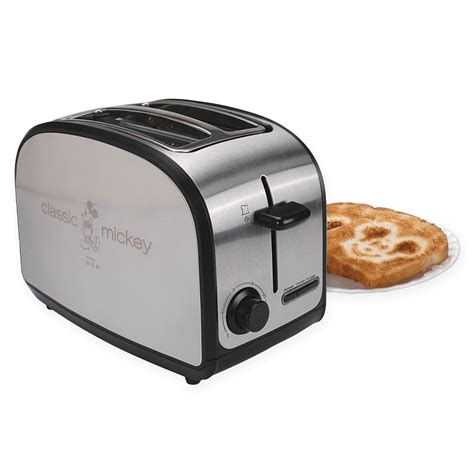 Mickey Mouse Toaster disney finds mickey mouse toaster