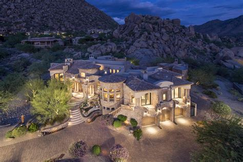 Scottsdale AZ Homes for Sale with Panoramic Views Supreme Auctions