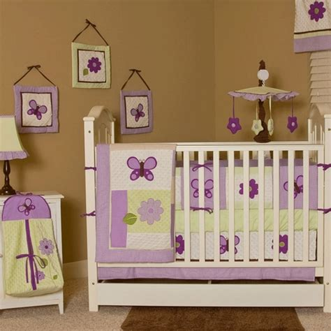 lavender crib bedding sets 81 lavender butterfly crib bedding sweet jojo