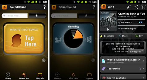 android song best recognition apps for android android authority
