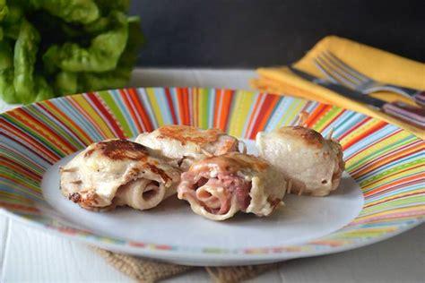 come cucinare gli involtini di pollo 187 involtini di pollo prosciutto e formaggio ricetta