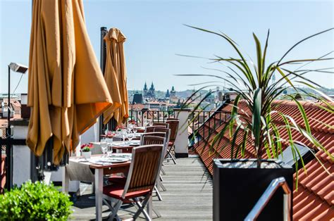 Top 10 Bars In Prague by Prague S Top 10 Bars And Restaurants With A View