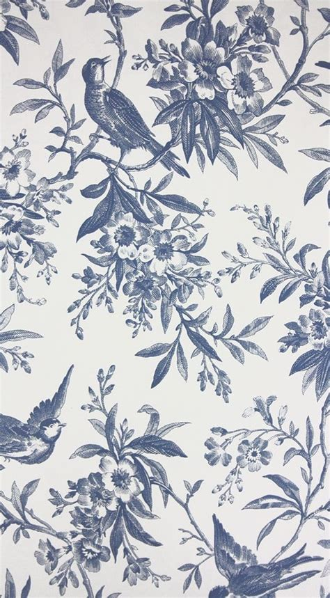 wallpaper toile blue french blue toile wallpaper collection 15 wallpapers