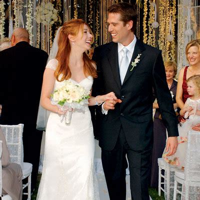 celebrity wedding: alyson hannigan & alexis denisof