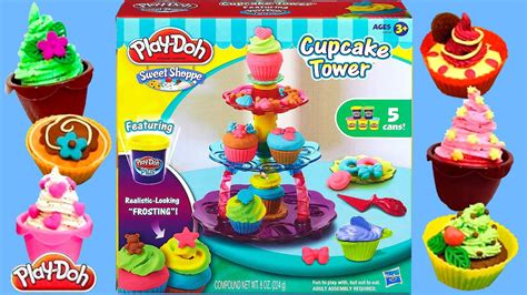 Play Doh Colorful Cookies Sweet Shoppe october 2015 toyspro