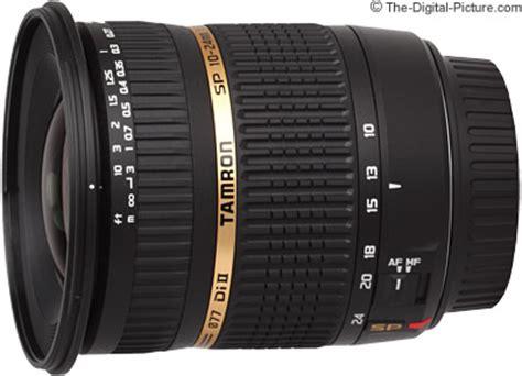 tamron sp af 10 24mm f/3.5 4.5 di ii ld lens review