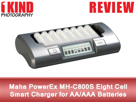 Charger Maha Powerex Mh C801d Eight Cell 1 Hour Aa Aaa Charger review maha powerex mh c800s eight cell smart charger for aa aaa batteries 1kind photography
