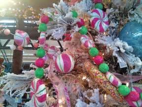 candyland christmas theme tree the budget decorator