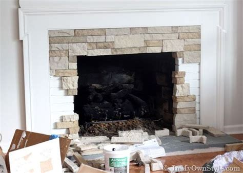 25 best ideas about brick fireplace redo on