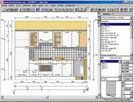 logiciel implantation cuisine logiciel d amenagement de cuisine et de salle de bains