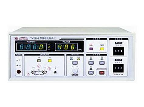 capacitor leakage current meter tonghui th2686a electrolytic capacitor leakage current meter
