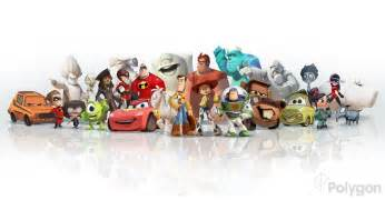 Disney Infinity Characters Look At Disney Infinity The New Interactive