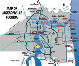 jacksonville fl map car interior design