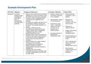 Leadership Development Plan Template by Best Photos Of Exles Of Development Plans Employee
