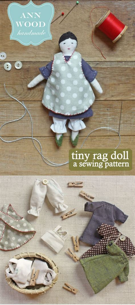 Handmade Rag Dolls Patterns - best 25 handmade dolls patterns ideas on
