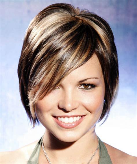 short straight alternative hairstyle