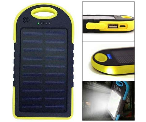 Power Bank Solar 5000mah 3 in 1 solar powerbank power bank 50 end 4 4 2018 10 56 am