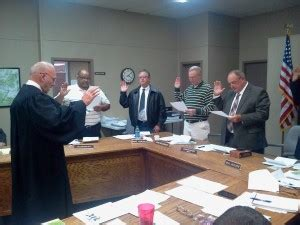 linden city council opens new administration