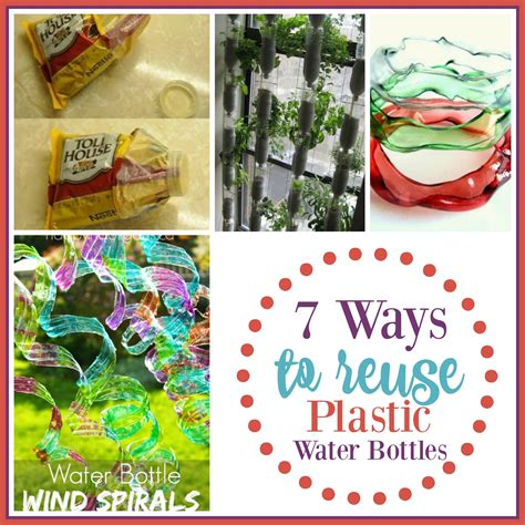 7 Ways To Re Use Plastic Bottles 7 ways to reuse plastic water bottles