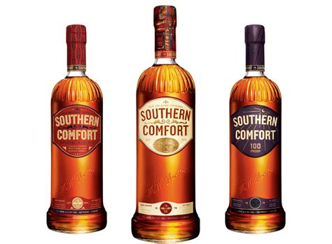 southern comfort 100 proof uk cue packaging and design uk