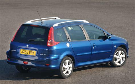 peugeot 206 sw peugeot 206 sw review 2002 2006 parkers