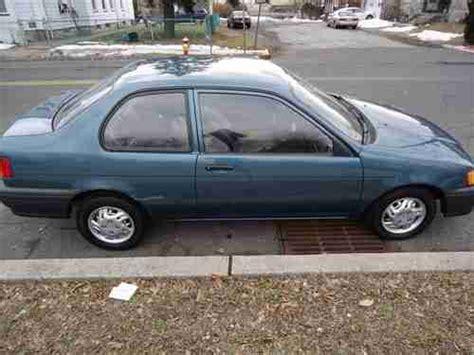 auto air conditioning repair 1994 toyota tercel head up display sell used 1994 toyota tercel std sedan 2 door 1 5l 82 hp 1 5 liter i 4 gas saver l k in